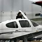 angelina jolie airplane paris05