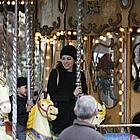 brad pitt angelina jolie maddox zahara carousel091