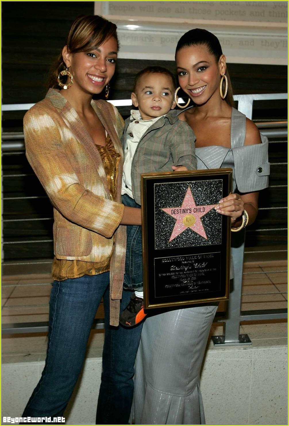 Solange Knowles Son Beyonce's Nephew Danie...