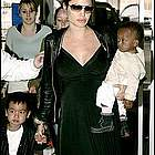 brad angelina airport59