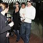 brad angelina airport87