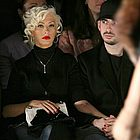 christina aguilera la fashion week23