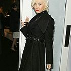 christina aguilera la fashion week24