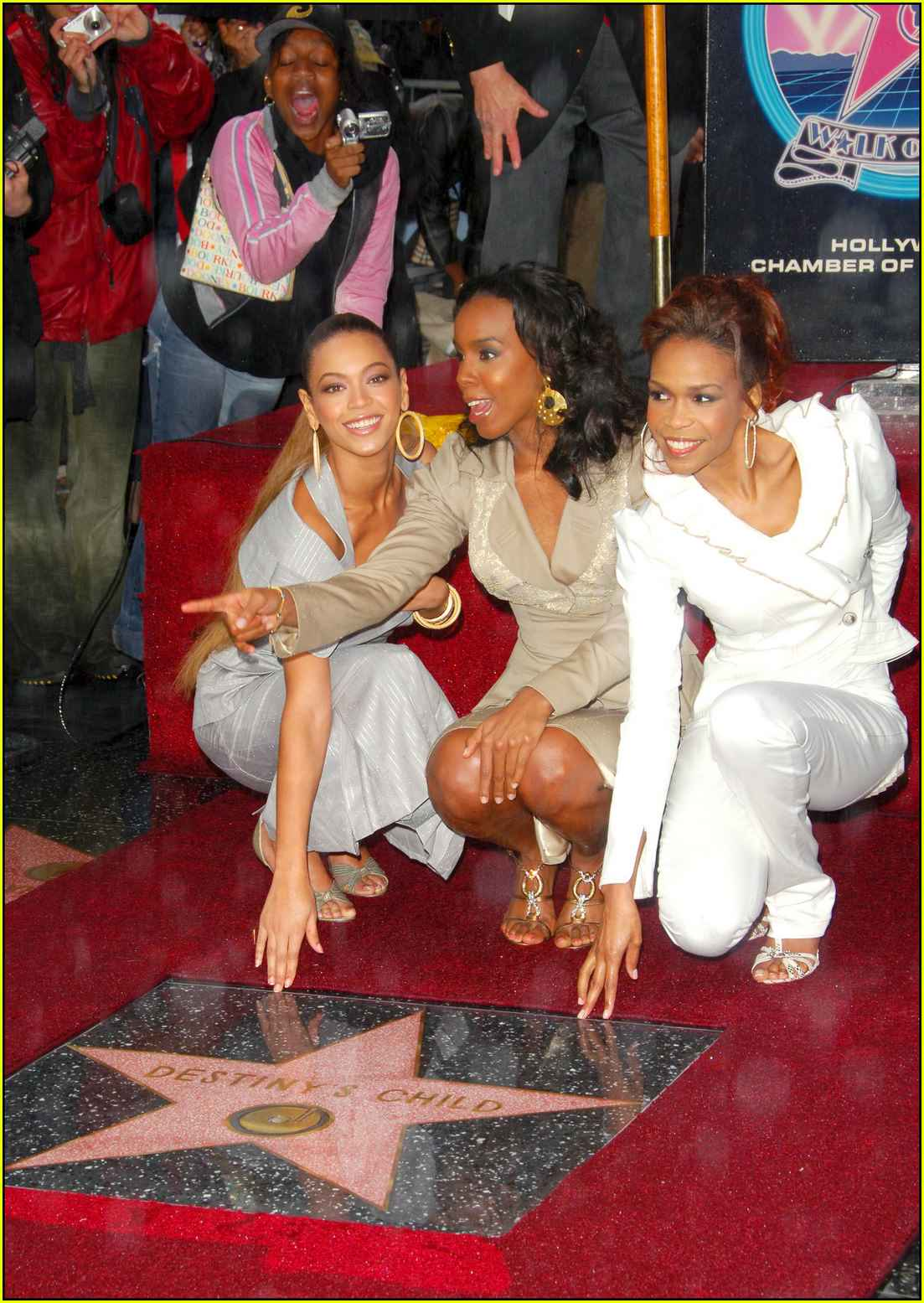 destinys child hollywood star11355891
