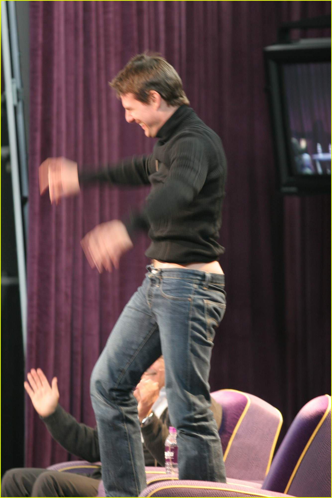 Full Sized Photo of tom cruise katie holmes yahoo31   Photo 342351   Just Jared Katie Holmes