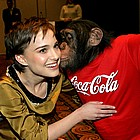 natalie portman monkey showest09