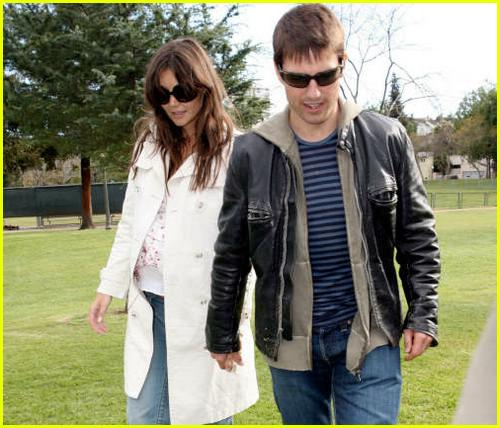 tom cruise katie holmes soccer03353061