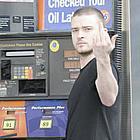 justin timberlake pumping gas22