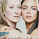 lindsay lohan meryl streep w magazine05