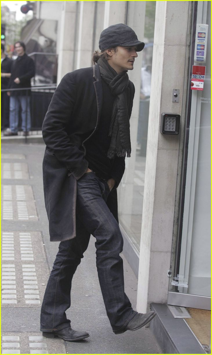 orlando bloom shopping04