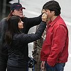 tom welling filming smallville04
