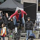tom welling filming smallville06