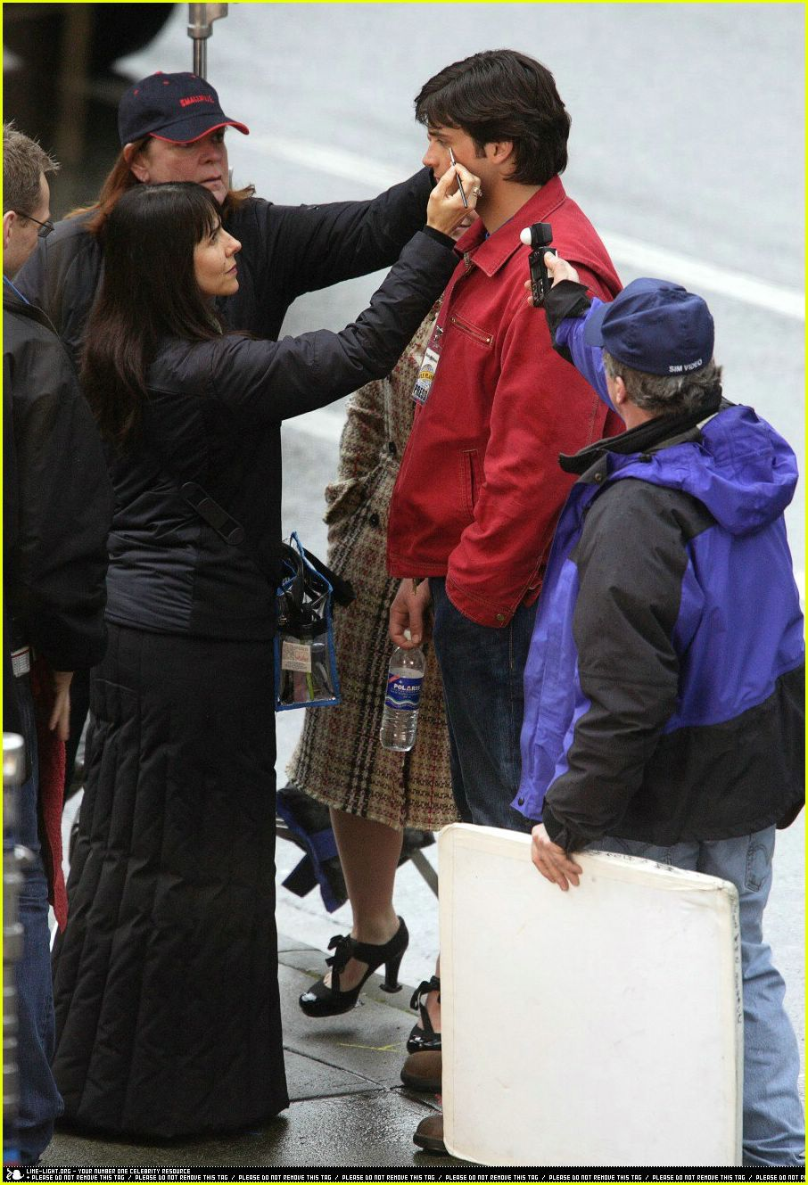 tom welling filming smallville03