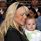britney spears david letterman show05