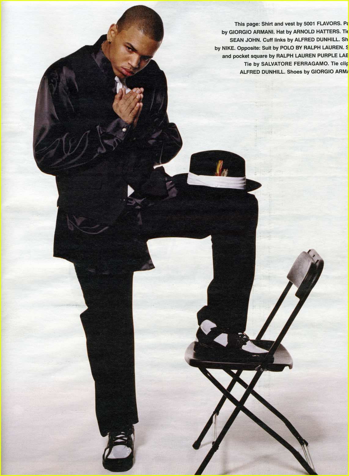 Chris Brown 2007 Album