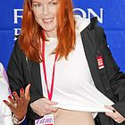 marcia cross revlon cancer walk 2006 02