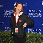 marcia cross revlon cancer walk 2006 06