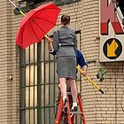 scarlett johansson flying umbrella07