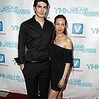 brandon routh girlfriend courtney ford03