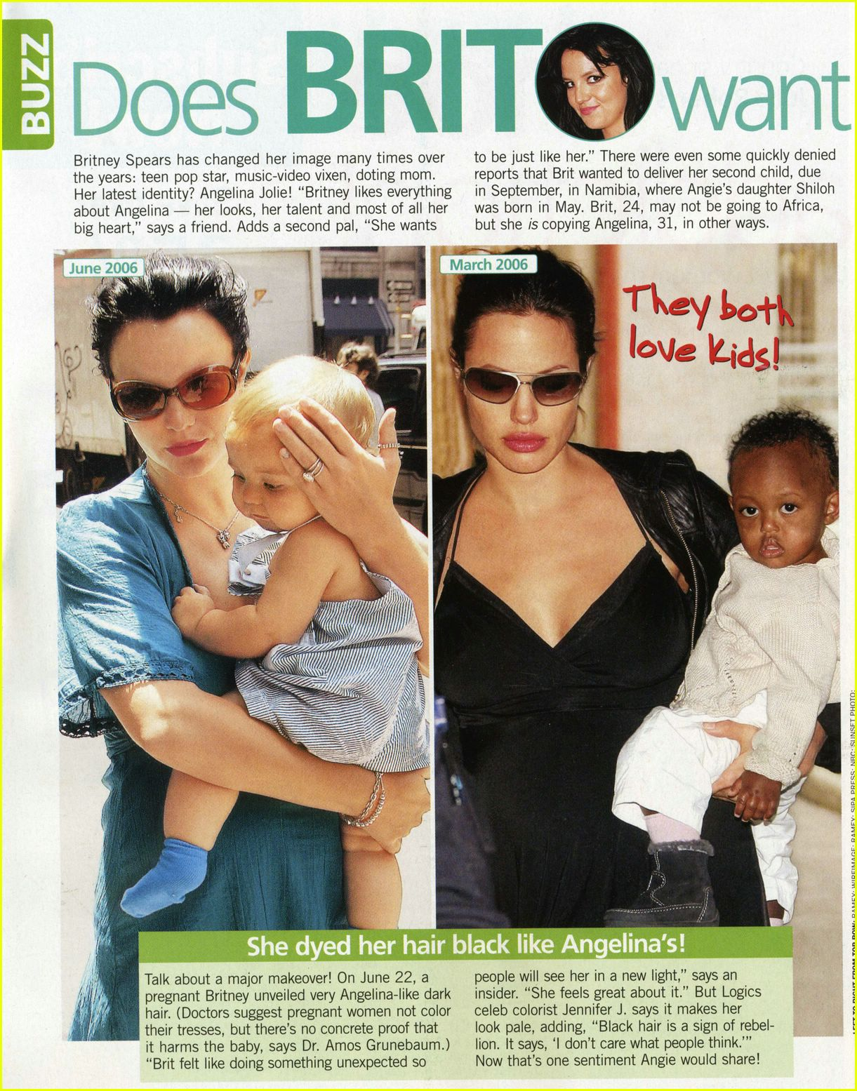 britney spears angelina jolie comparison05
