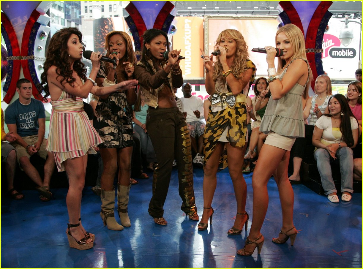 Full Size Van >> Danity Kane: Making the Band 3: Photo 331901 | Danity Kane Pictures | Just Jared
