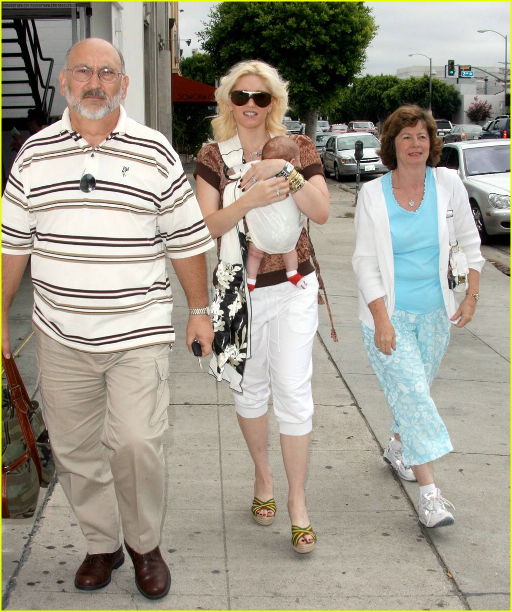 gwen stefani parents06