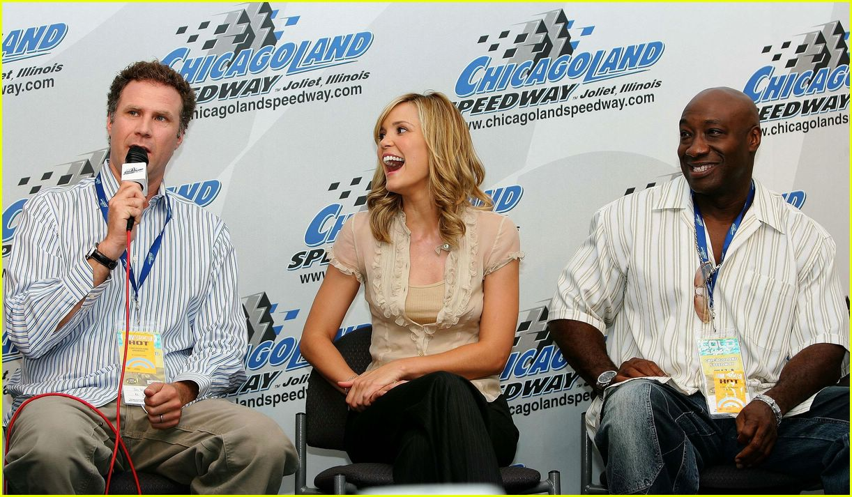 talladega nights press conference02375521