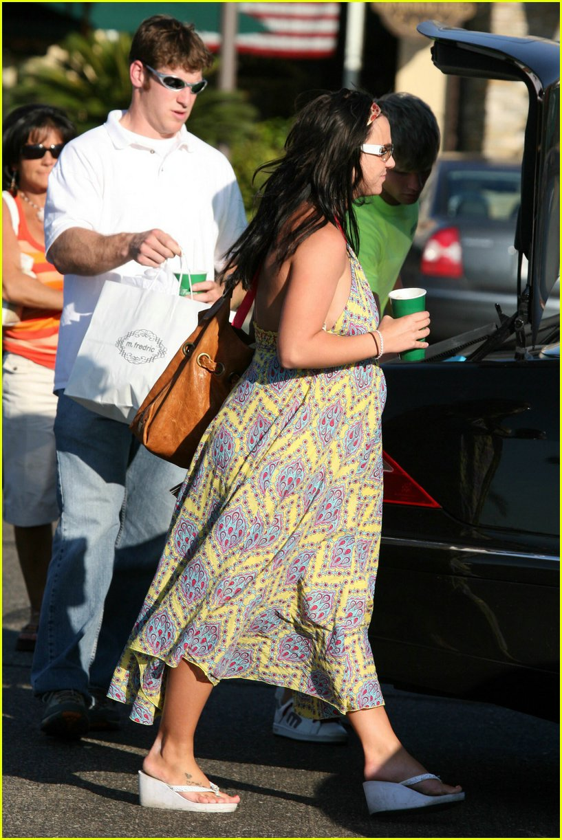 britney spears black hair 10