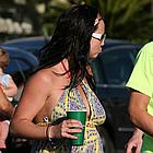britney spears black hair 27