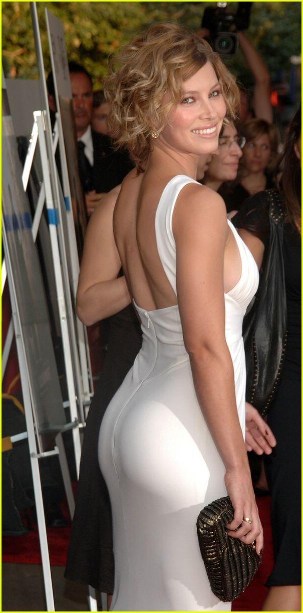 Jessica beils ass photos