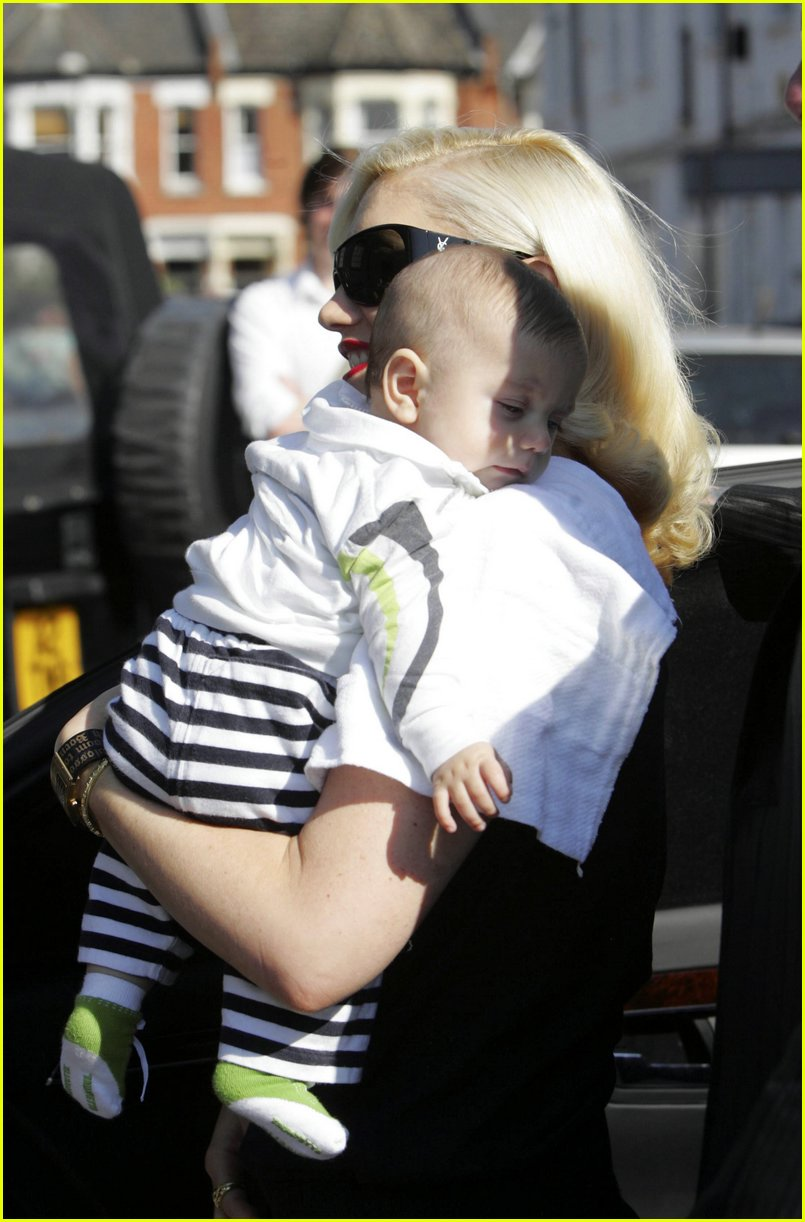 baby kingston rossdale 07