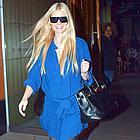 gwyneth paltrow blue kimono 03