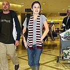 rachel bilson airport 03