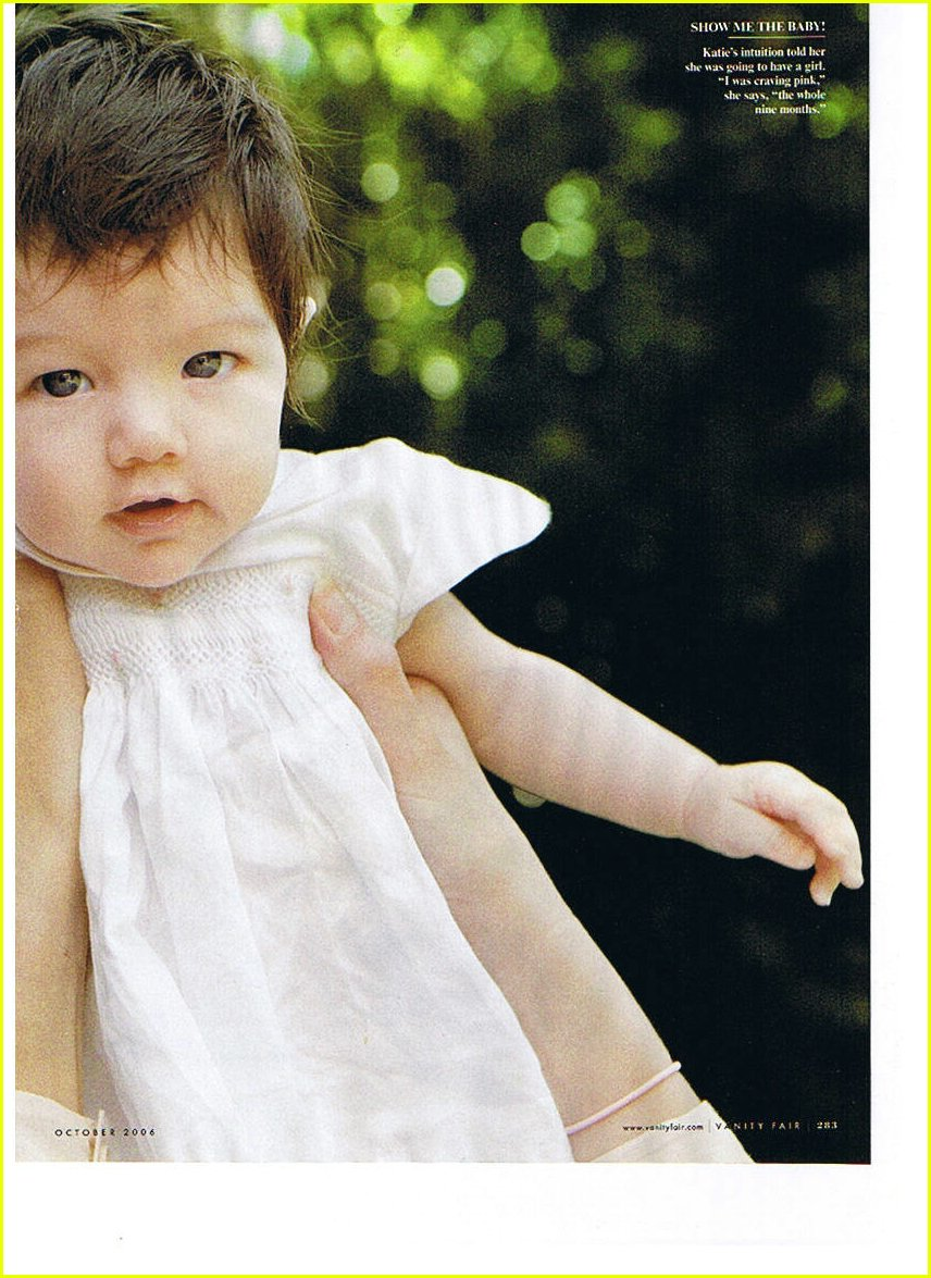 suri cruise vanity fair 07