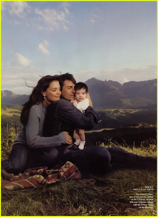 suri cruise vanity fair 22
