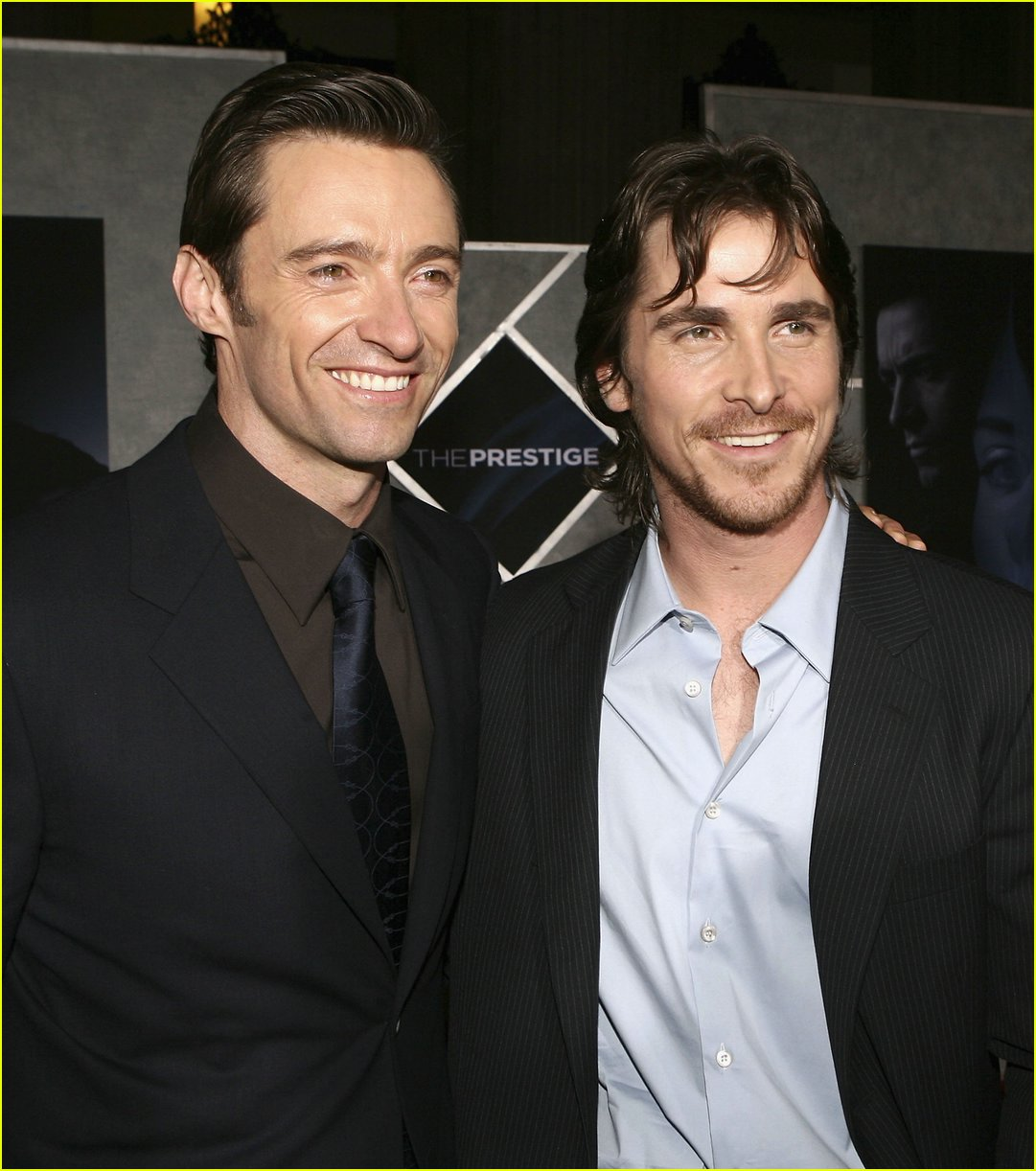 hugh jackman christian bale premiere 07