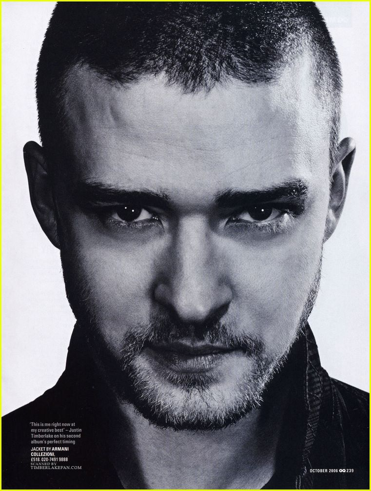 Full Sized Photo of justin timberlake gq uk 01 | Photo ... Justin Timberlake