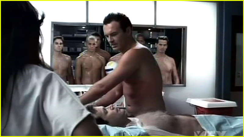 gay sex on nip tuck