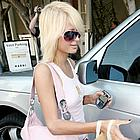 paris hilton short hair 12