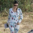 rachel bilson pajamas 03