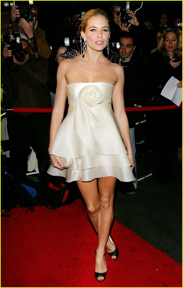 Sienna Miller Legs
