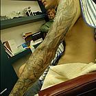 wentworth miller tattoo 14