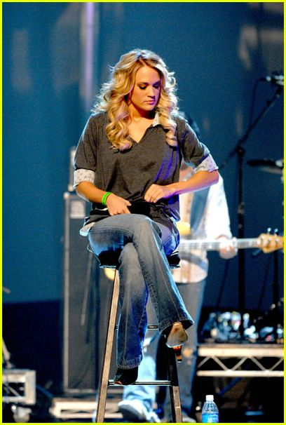 carrie underwood american music awards 11