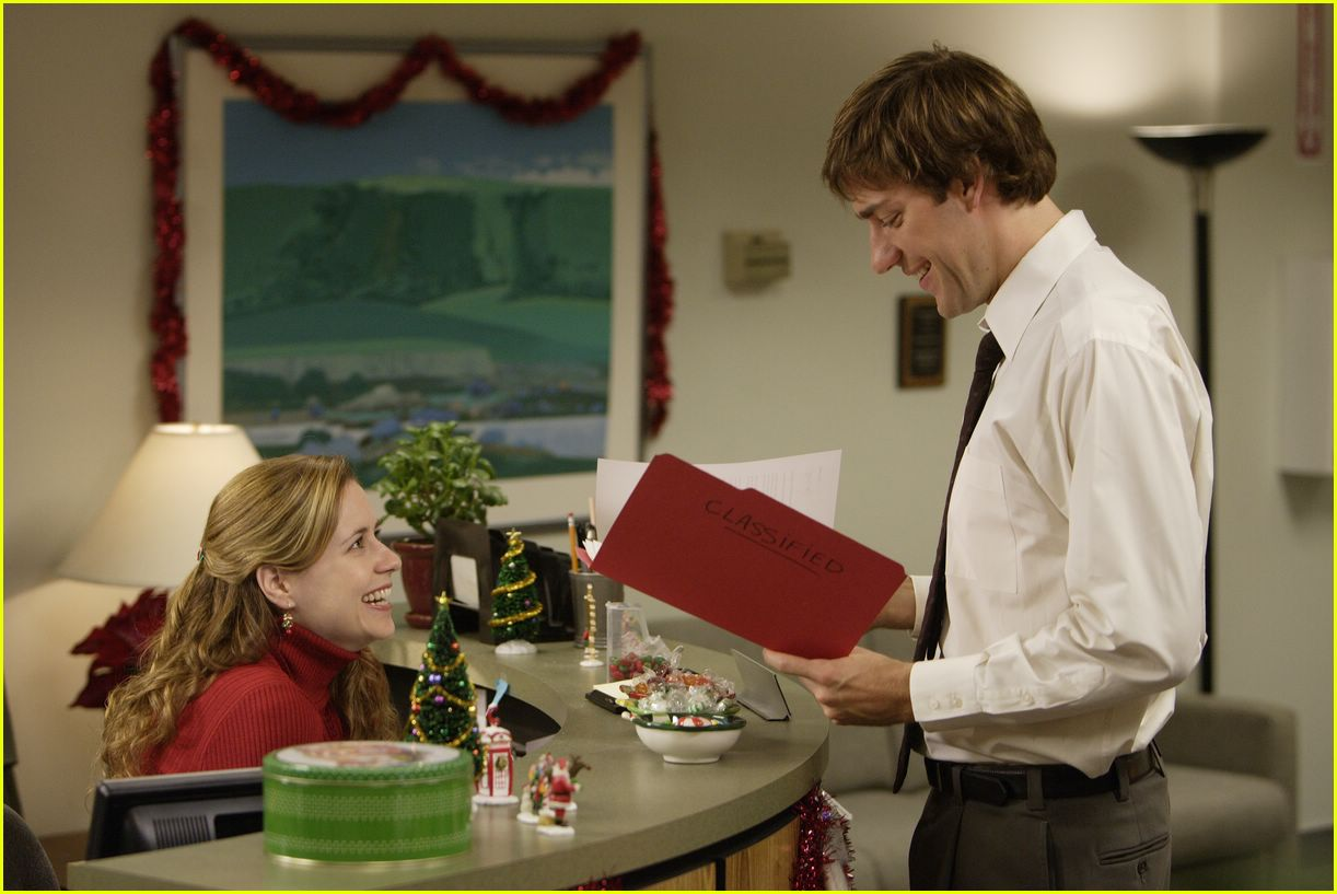 the office christmas party 05