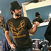 adrian grenier drumming 04