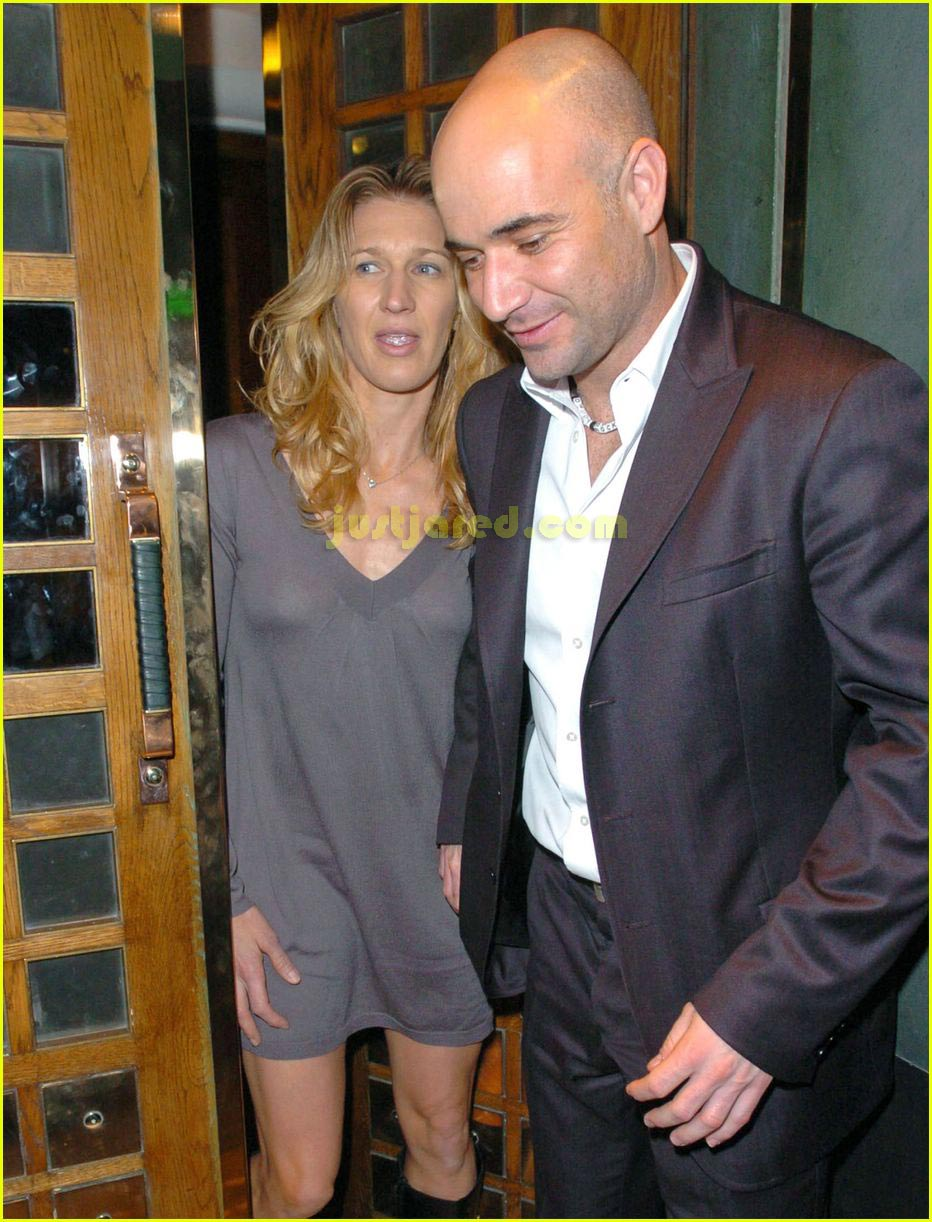 Images Steffi Graf Cheap andre agassi's grand slam date: photo 2417381 | andre agassi