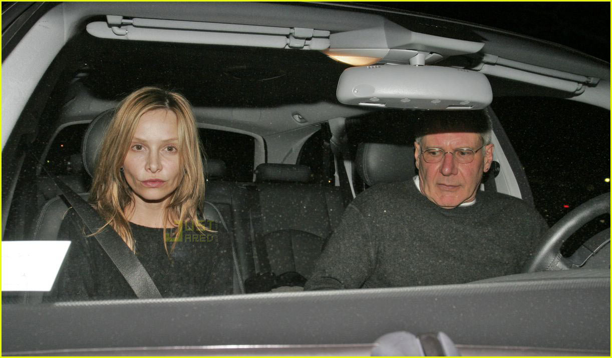 Harrison Ford Calista Flockhart 2014 Calista Flockhart Harrison