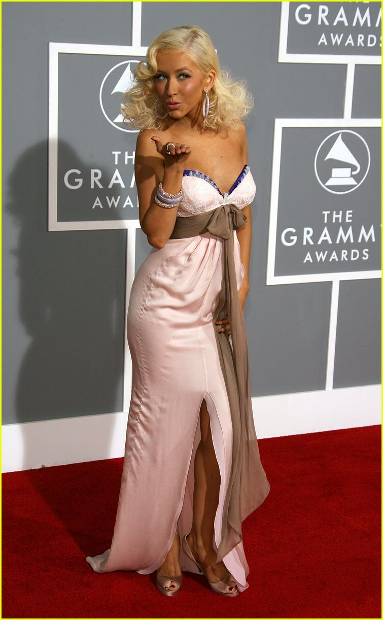 Christina Aguilera Grammys 2007 Photo 2418725