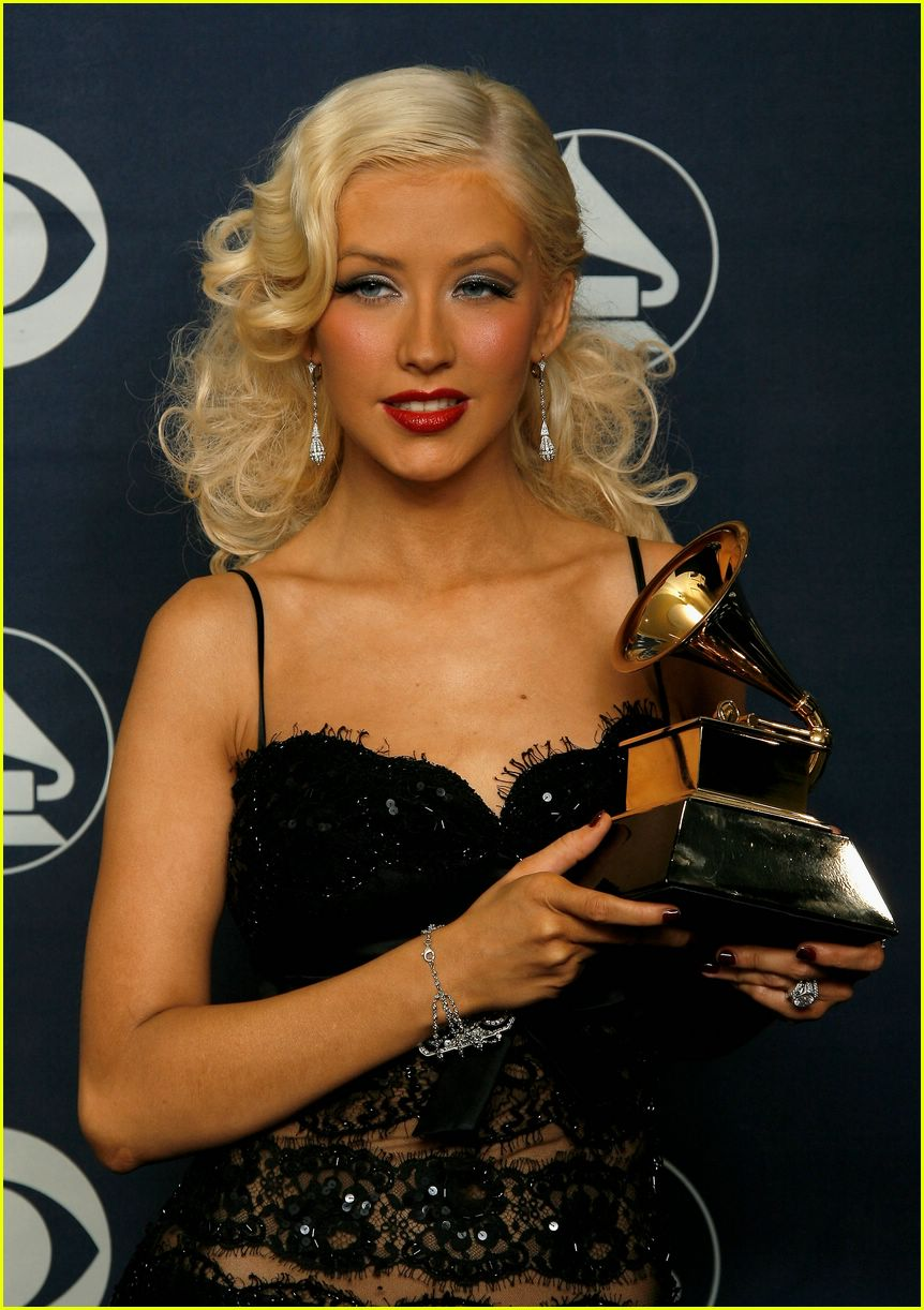Christina Aguilera Grammys 2007 Photo 2418732