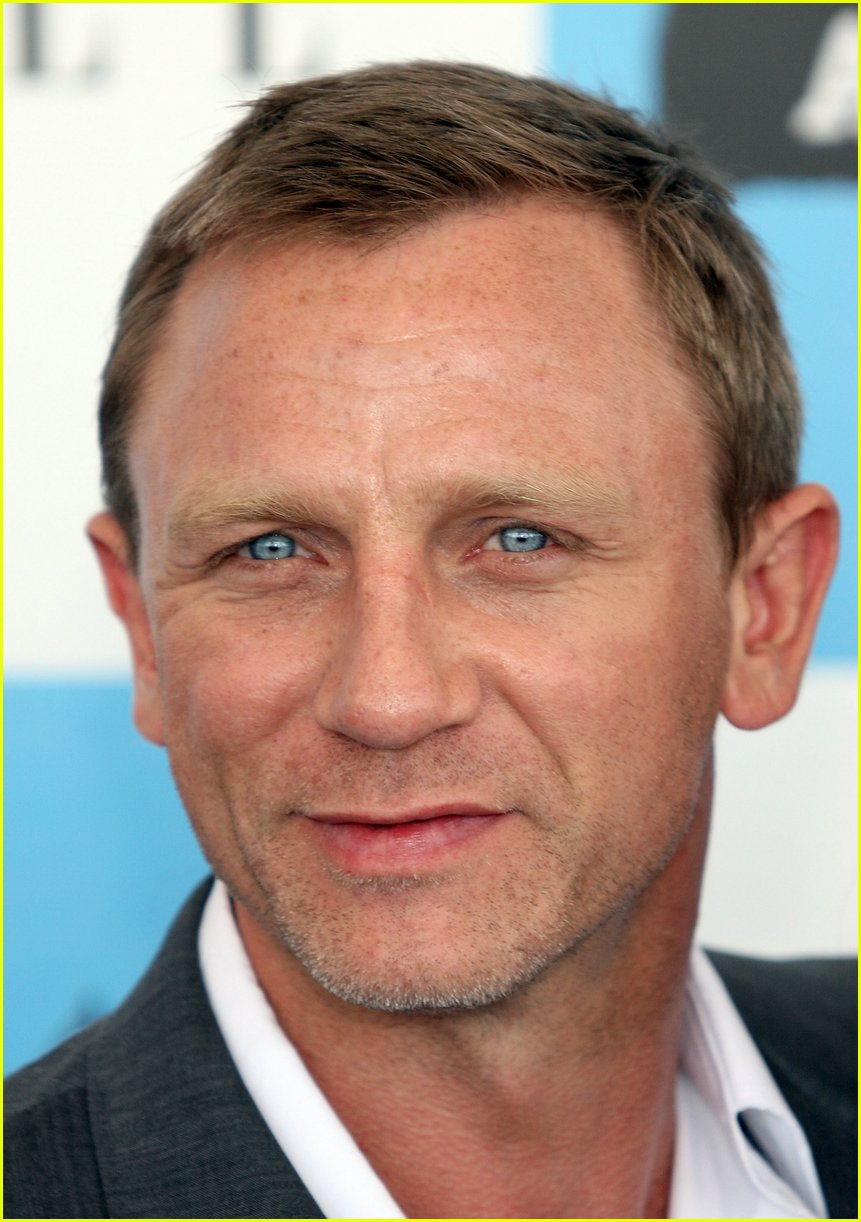 Daniel Craig  amp Satsuki Daniel Craig